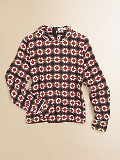 Marni - Toddler's & Little Girl's Camicia Print Blouse