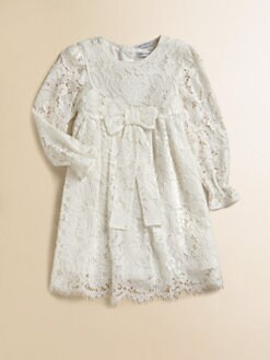 Dolce & Gabbana - Toddler's & Little Girl's Lace Dress