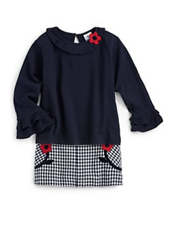Florence Eiseman - Toddler's & Little Girl's Ruffle-Trimmed Top