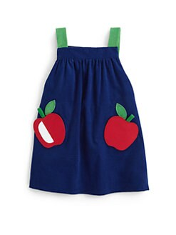 Florence Eiseman - Toddler's & Little Girl's Apple Corduroy Jumper
