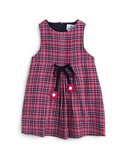 Florence Eiseman - Toddler's & Little Girl's Plaid Jumper