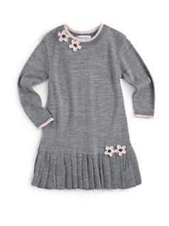 Florence Eiseman - Toddler's & Little Girl's Drop-Waist Sweater Dress