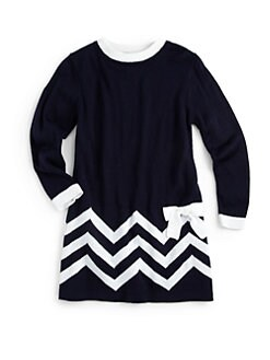 Florence Eiseman - Toddler's & Little Girl's Zigzag Sweater Dress