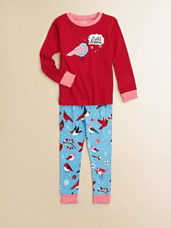 Hatley - Toddler's & Little Girl's Tweet Dreams Pajamas