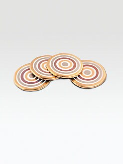 Michael Wainwright - Palio Coasters, Set of 4