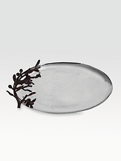 Michael Aram - Olive Branch Serving Plate
