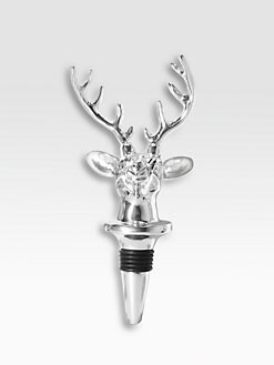Mariposa - Stag Bottle Stopper