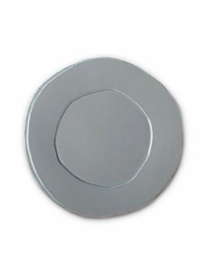 Lastra Grey Canape Plate
