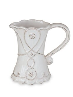 Juliska - Jardins de Monde Folie Pitcher