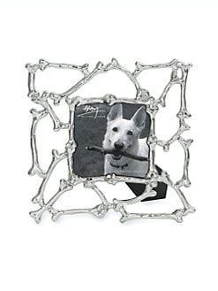Michael Aram - 3 X 3 Dog Bone Frame