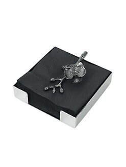 Michael Aram - Black Orchid Cocktail Napkin Holder