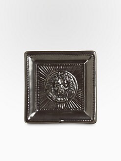 Juliska - Pewter Mini Tray/Courage
