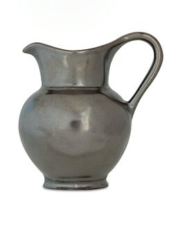 Juliska - Pewter Creamer