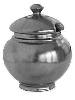 Juliska - Pewter Sugar Bowl