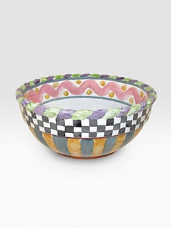 MacKenzie-Childs - Piccadilly Mixing Bowl