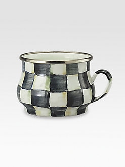 MacKenzie-Childs - Courtly Check Cup