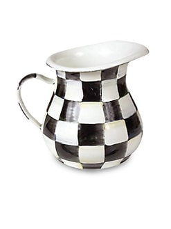 MacKenzie-Childs - Courtly Check Creamer