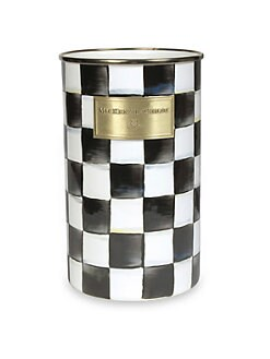 MacKenzie-Childs - Courtly Check Utensil Holder