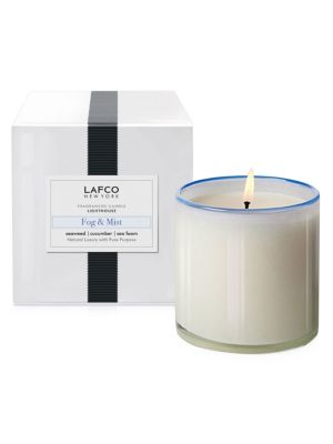 LAFCO Lighthouse Fog & Mist Glass Candle