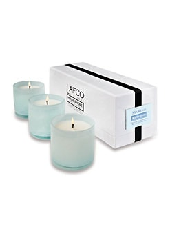 LAFCO - Bathroom/Marine Mini Candle Trio