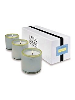 LAFCO - Beach House/Sea & Dune Mini Candle Trio