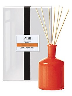 Lafco - Kitchen/Cilantro Orange Glass Diffuser