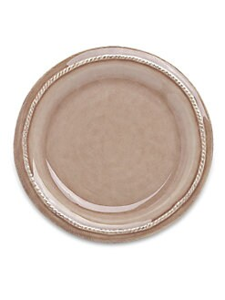 Juliska - Berry & Thread Stoneware Side Plate/Brown