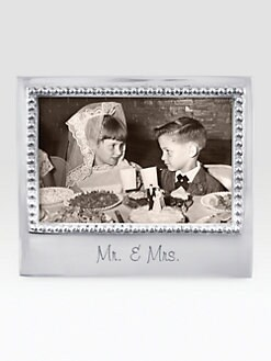 Mariposa - 4 X 6 Mr. & Mrs. Frame