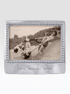 Mariposa - 4 X 6 Live Love Laugh Frame