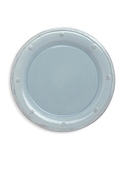 Juliska - Berry & Thread Stoneware Dinner Plate/Blue