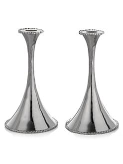 Michael Aram - Molten Candle Holders/Set of 2