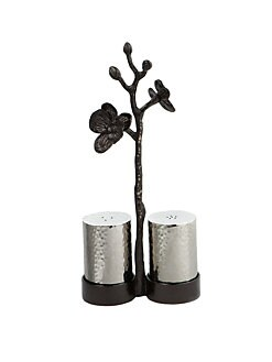 Michael Aram - Black Orchid Salt & Pepper Set