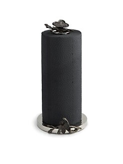 Michael Aram - Black Orchid Paper Towel Holder