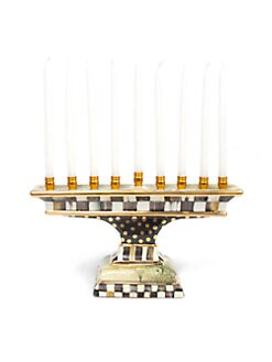 MacKenzie-Childs - Cheltenham Menorah