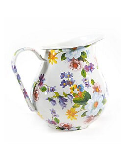 MacKenzie-Childs - Flower Market Pitcher