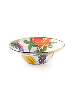 MacKenzie-Childs - Flower Market Breakfast Bowl