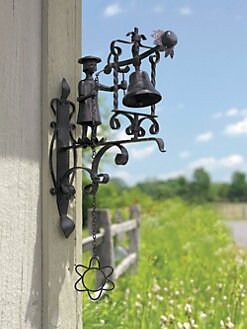 MacKenzie-Childs - Mrs. Powers Dinner Door Bell