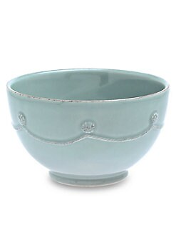 Juliska - Berry & Thread Stoneware Cereal Bowl/Blue