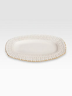 Michael Wainwright - Capitol Gold Cracker Plate