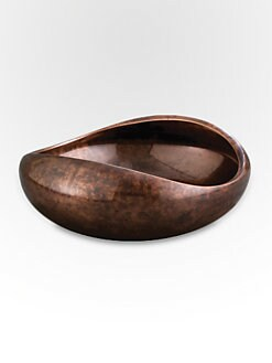 Nambe - Heritage Pebble Bowl/8