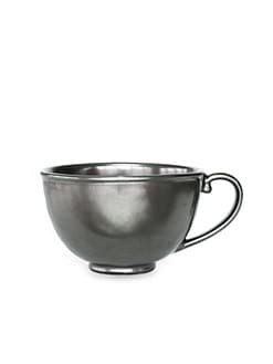 Juliska - Pewter Stoneware Coffee Cup