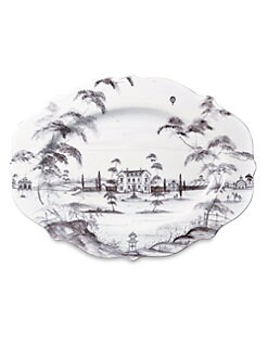 Juliska - Country Estate Stoneware Serving Platter