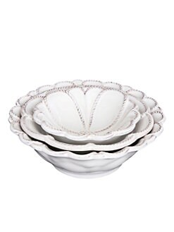 Juliska - Jardins du Monde Blossom Bowl Set
