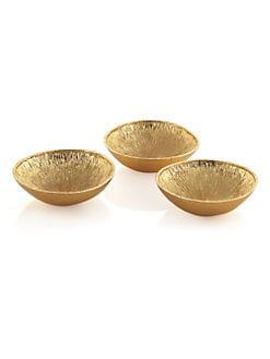 Michael Aram - Lemonwood Dish, Set of 3
