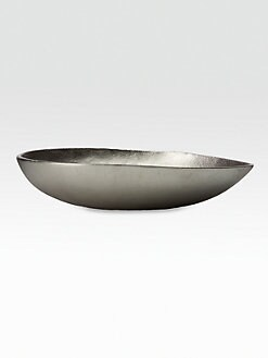 Donna Karan - Burnished Metal Bowl