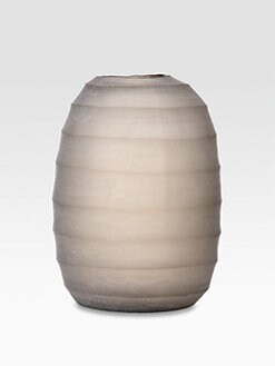 Donna Karan - Carved Vase/Icicle