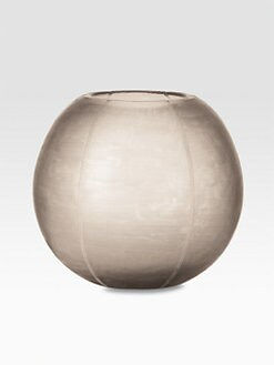 Donna Karan - Etched Round Vase/Icicle