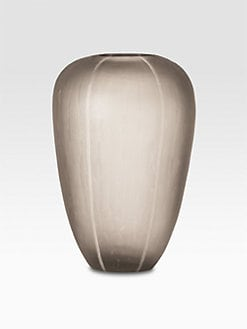 Donna Karan - Etched Tall Vase/Icicle