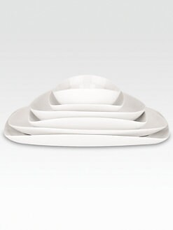 Donna Karan - 7 Easy Pieces Dinnerware Set/White