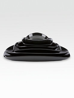 Donna Karan - 7 Easy Pieces Dinnerware Set/Onyx